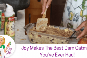 The Best Darn Oatmeal You've Ever Had!