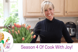 Season 4 Of Cook With Joy!
